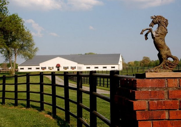 Josh Lyons Lyons Legacy Barn in Tennessee