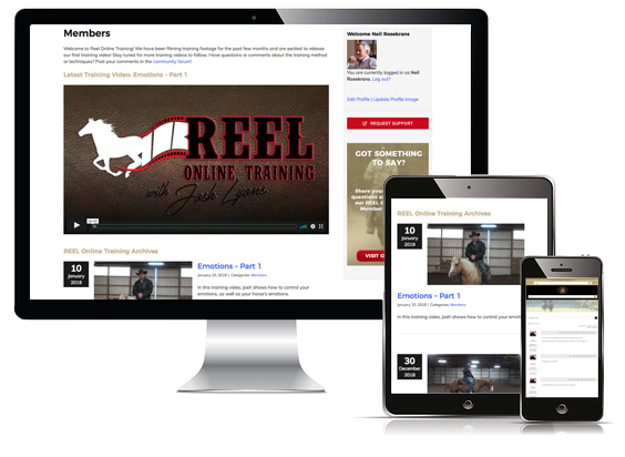REEL Online Training Devices